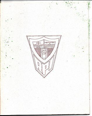 Rensselaer Polytechnic Institute Commencement Exercises Booklet May 15, 1987