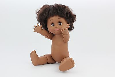 RARE! Vintage Baby Face 1990 Galoob #6 AA So Sorry Sarah Hard To Find