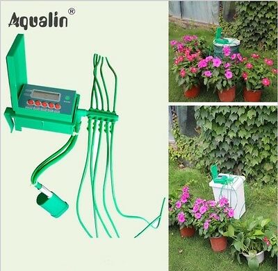 Drip Irrigation System for home garden automatic vegetable greenhouse hydroponic