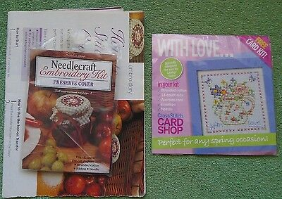Embroidery Kits 12