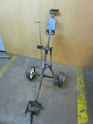 LITETECH FOLDING GOLF PULL or PUSH CART CADDY USED