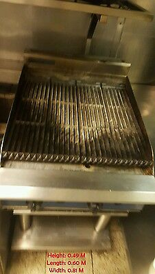 Blue Seal Gas Chargrill