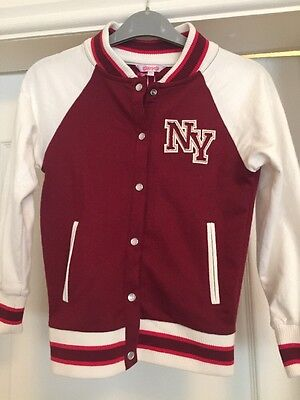Girls Jacket Age 7/8 From Peacocks BNWT