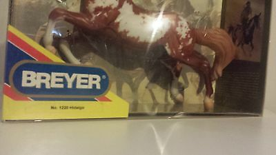 Traditional Breyer Hidalgo Silver mold NIB
