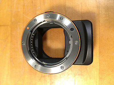 Sony Alpha LA-EA3 Adapter to Attach A-mount Lenses to E-mount Full Frame Camera