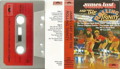 N MC Kassette James Last and The Rolling Trinity / Old Mc Donald, Jenny Jones