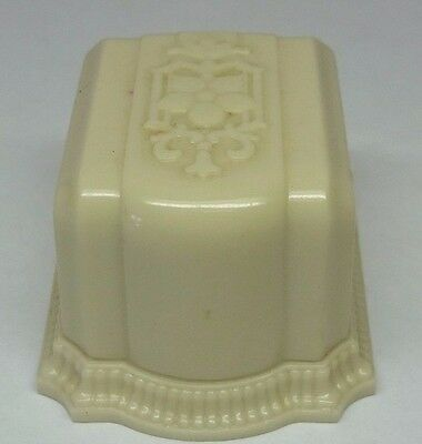 Vintage Art Deco Celluloid Ring Box Fancy Design