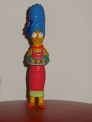 Marge Simpson Figur Figure SIMPSONS Cookies Bakery 2001 Burger King NEU RAR !