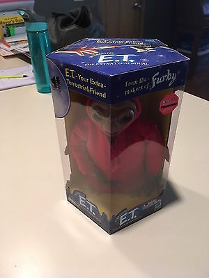 "11"" E.T Electronic Interactive Toy By Hasbro & Tiger New In Box 2000"