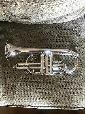 Cornet - very clean and in great condition however not currently working