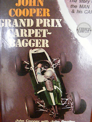 JOHN COOPER Grand Prix Carpet-Bagger