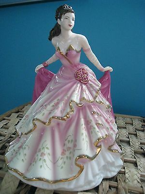 Royal Doulton Figurine Grace - Figurine of the Year- HN5248- Box and COA include