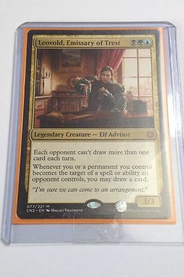 Leovold, Emissary of Trest, Mythic Conspiracy, Magic the Gathering MTG