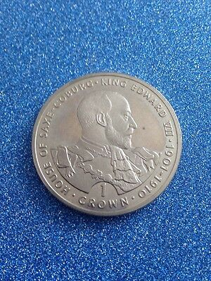 1993 Gibraltar Crown King Edward VII