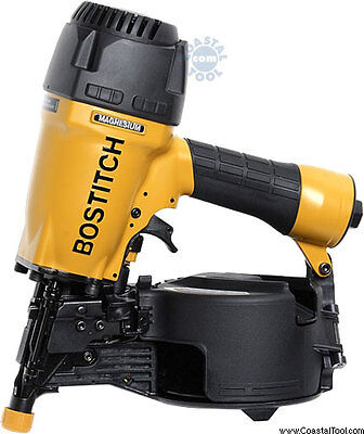 "Bostitch N66C-1 1-1/4"" to 2-1/2"" Coil Siding Nailer"