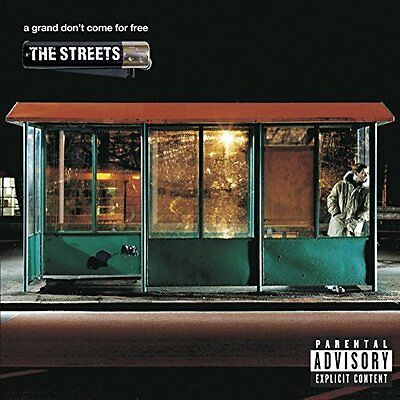 STREETS, THE-A Grand Don?t Come For Free (2LP)  (UK IMPORT)  VINYL NEW