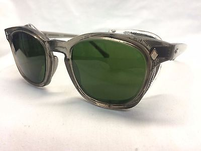 Authentic Safety Glass Z87 Lenses New Production IRUV Dk Green 3M AO DARK GLASS