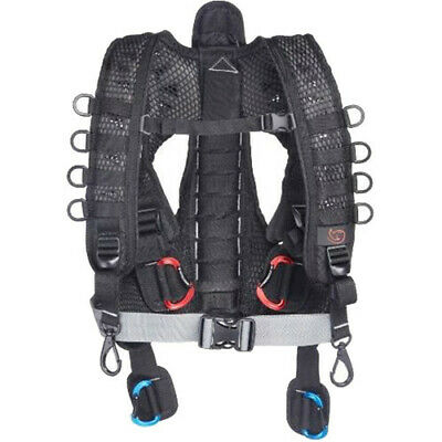 K-Tek Stingray Audio Bag Harness (KSHRN3)