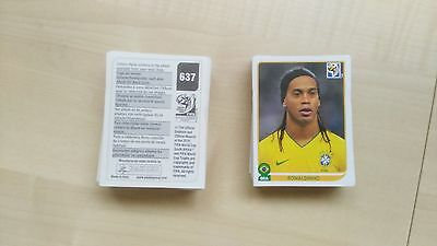 Panini World Cup South Africa 2010 Stickers Choose Any 25