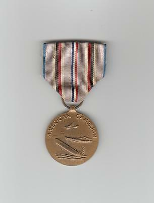 1951-1945 United States of America,  American Campaign  medal.