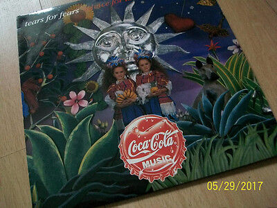 RARE TEARS FOR FEARS Advice for the Young at Heart - French PROMO Coca Cola 7""