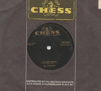 Bo Diddley-Hey, Good Lookin'-Gold Chess.