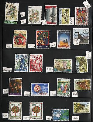Ireland Lot Of Stamps All  Mnh
