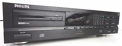 philips cd-620 lettore cd, cd player, hi fi vintage