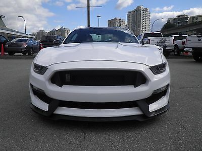 Ford: Mustang Shelby GT350 2016 Ford Shelby GT350 Coupe Track Pkg Sync Cam Black Roof