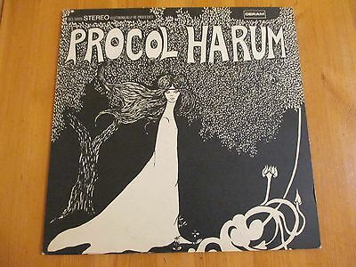 Procol Harum - Self Titled Debut - Vinyl LP Record - RARE US PRESSING
