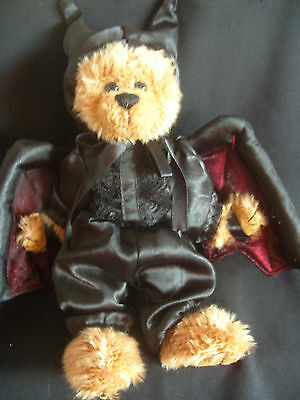 Ty Beanies - Attic Treasures Vlad - The Bat With Tags