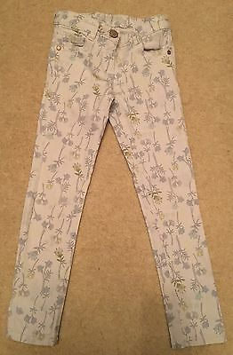 Next Girls Jeans Age 7 Yrs