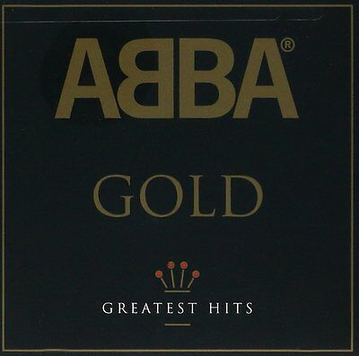 ABBA: Gold - Greatest Hits CD OVP