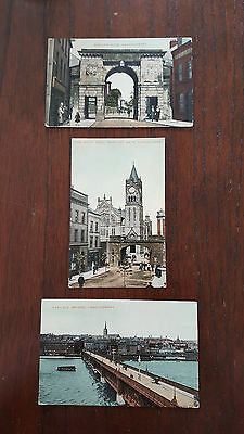 Londonderry, Derry Postcards