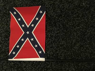 CSA hand flag Southern Country & Western Music Alt Dixie Patriot Right Cowboy