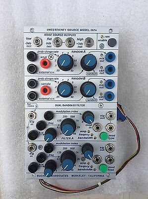 Buchla Uncertainty Source / Dual Filter Model 267e