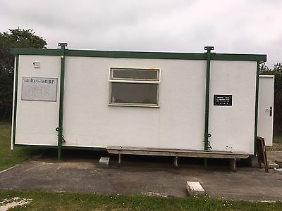 20ft X 9ft / Site Office / Portable Building /Cabin/ canteen Unit/ Kitchen