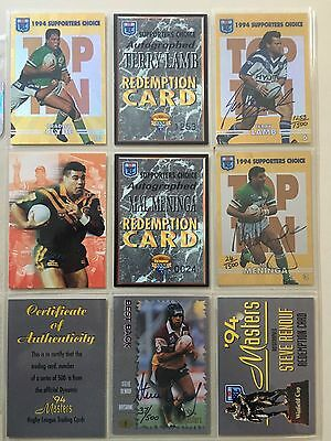 Rugby League Collection