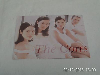 The Corrs Print 1999