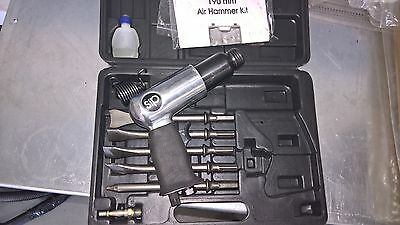 Sip 190Mm Air Chisel Hammer Kit
