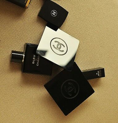 New Chanel Cc Engraved 2 Acrylic Coaster Limited Vip Gift Exclusive Collectible