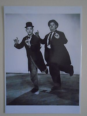 laurel and hardy (way out west)  - A4 poster photo glossy print