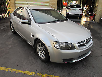 2009 Holden Commodore VE MY09 Omega Silver Automatic 4sp A Sedan