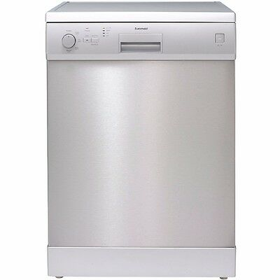 Euromaid  Freestanding Dishwasher Stainless Steel Model DR14S RRP $799.00