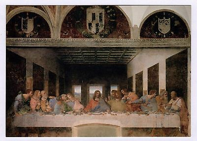6x The Last Supper - Postcard (Lot of 6 Postcards)