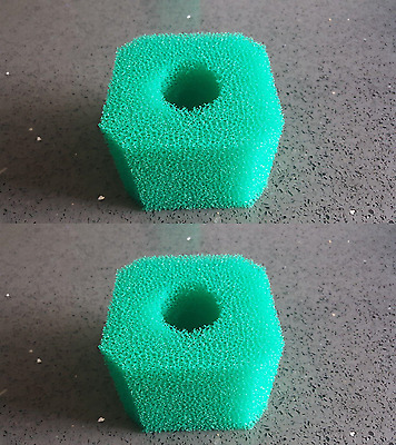 4 x Reusable Spa Hot Tub Sponge Type Foam Filter - For Inflatable hot Tubs
