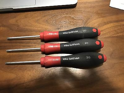 Wiha Screwdrivers Set of 5