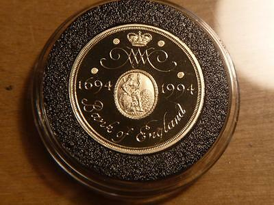 Great Britain 1994 2 Pound In Hard Case Holder, Choice Proof Condition SKU#11694
