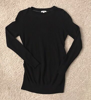 Liz Lange Maternity – XL/TG Black lightweight Sweater