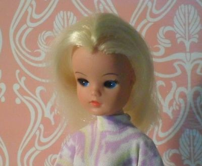 Vintage Sindy Doll 1970/80's and Jumpsuit